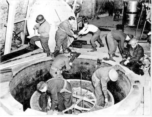 Khối Uranium bí ẩn trong phòng thí nghiệm Mỹ có thể là của Đức Quốc xã