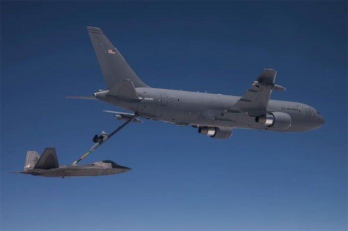 Không quân Mỹ đã có cách truyền dữ liệu trên không cho các máy bay chiến đấu tàng hình