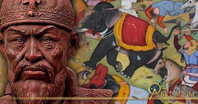 Kinh hãi bạo chúa đồ sát 70.000 người làm tháp sọ người