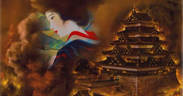 Kinh hoàng bộ kimono bị ''nguyền rủa'' thiêu rụi cả Tokyo