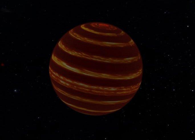 Kinh ngạc hiện tượng y hệt Trái đất ở vật thể nửa hành tinh, nửa sao
