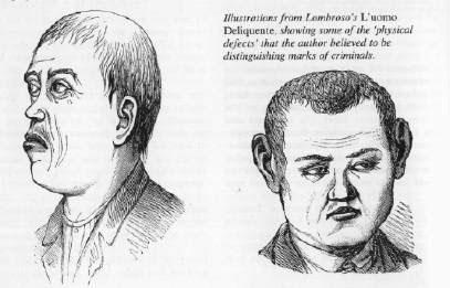 Kinh ngạc quái chiêu tóm tội phạm qua tướng mặt của người xưa