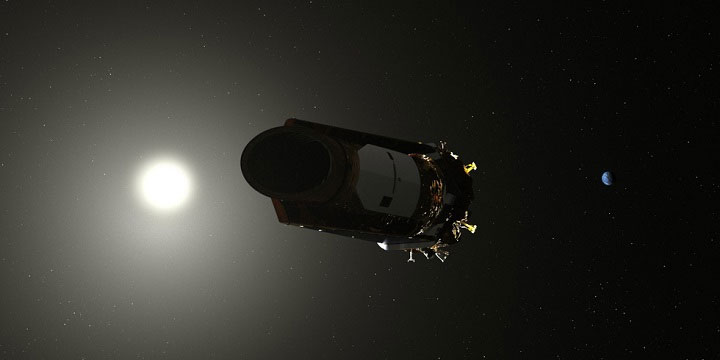 Kính thiên văn Kepler chính thức nghỉ hưu tại nơi cách Trái đất 151 triệu km