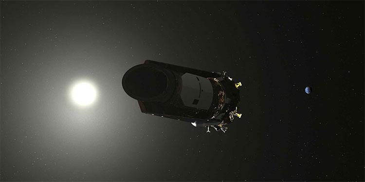 Kính viễn vọng không gian Kepler chết vì cạn nhiên liệu