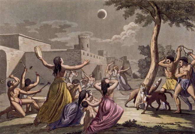 Kỳ bí hiện tượng trăng máu gián tiếp giết chết hàng nghìn binh sĩ Hy Lạp cổ