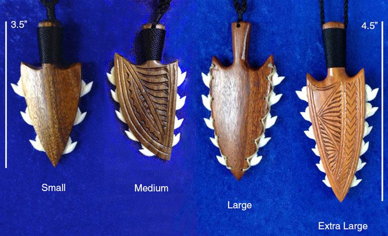 Kỳ lạ vũ khí làm bằng răng cá mập của thổ dân Hawaii