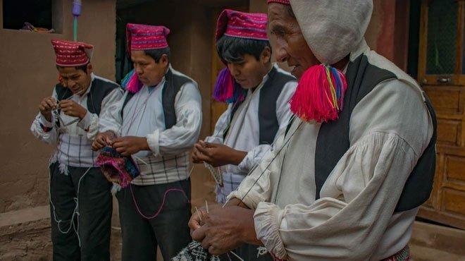 Kỳ lạ vùng đất lấy việc đan lát làm thước đo... giá trị đàn ông