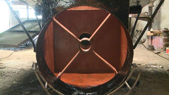 Kỹ sư chân đất sáng chế máy bơm vô ống