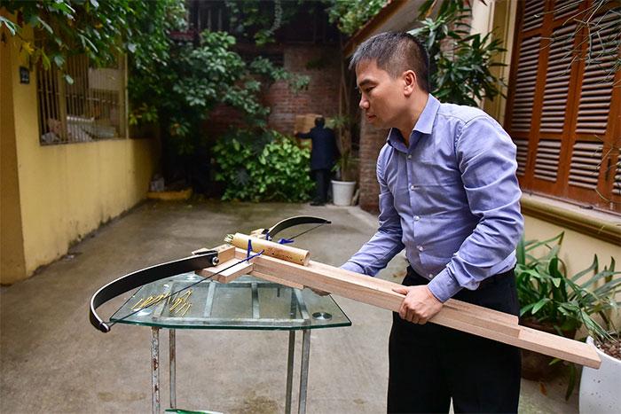 Kỹ sư tên lửa: Nỏ thần An Dương Vương hoạt động giống tên lửa container?