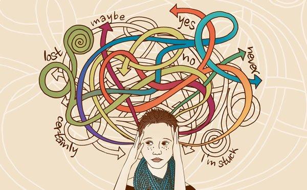 Làm cách nào để thoát khỏi tình trạng overthinking - suy nghĩ quá nhiều?