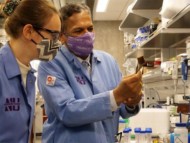 Làm sạch nước ô nhiễm bằng con dao quân đội Thụy Sỹ