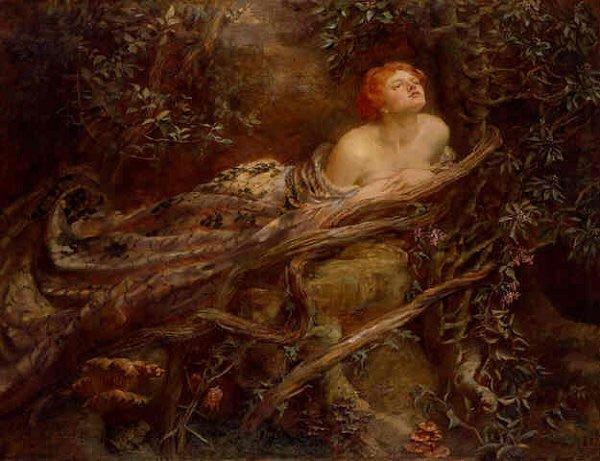 Lamia: Yêu nữ bị lãng quên trong thần thoại Hy Lạp