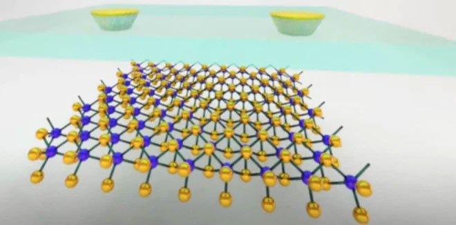 Lần đầu tiên, các nhà khoa học liên kết thành công vật liệu siêu dẫn với vật liệu bán dẫn