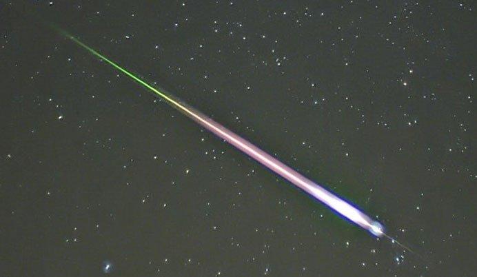 Lần đầu tiên phát hiện chất đạm trong thiên thạch