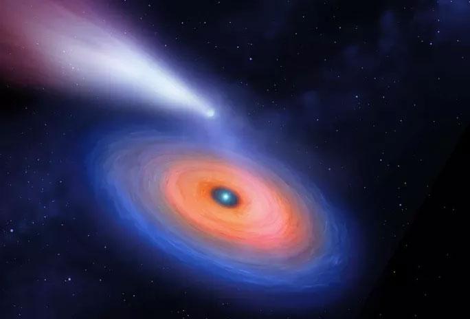 Lần đầu tiên phát hiện hành tinh lạ quay quanh Mặt trời chết