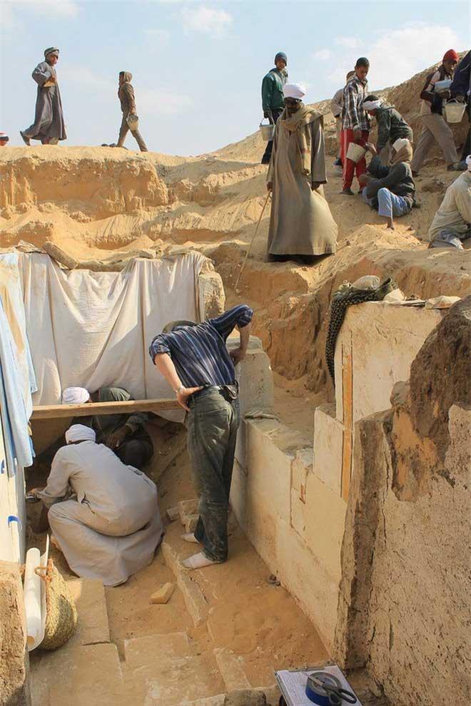 Lăng mộ pharaoh hiếm hoi không được ướp xác: Pharaoh cũng là... kẻ đạo mộ?