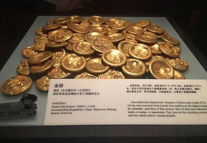 Lão nông đào được 60kg vàng dưới giếng, chuyên gia nhận định: Còn 200 tấn vàng nữa