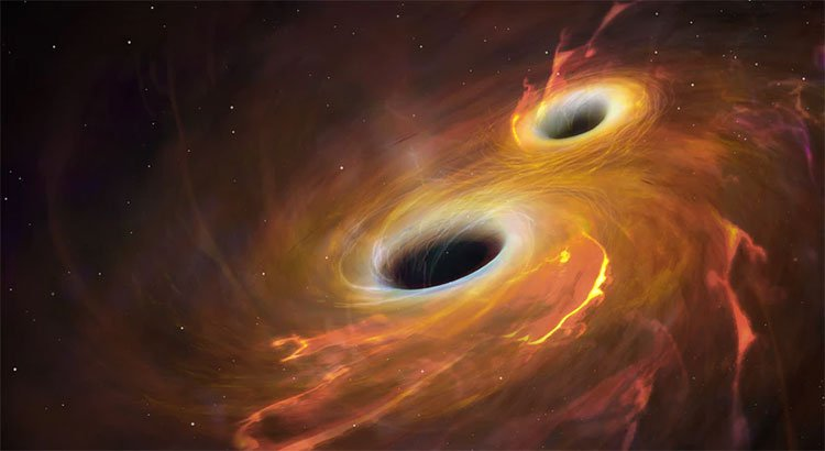 Lỗ đen chỉ có thể mở rộng đến khối lượng gấp 50 tỷ lần Mặt Trời, không thể ăn để lớn lên được nữa