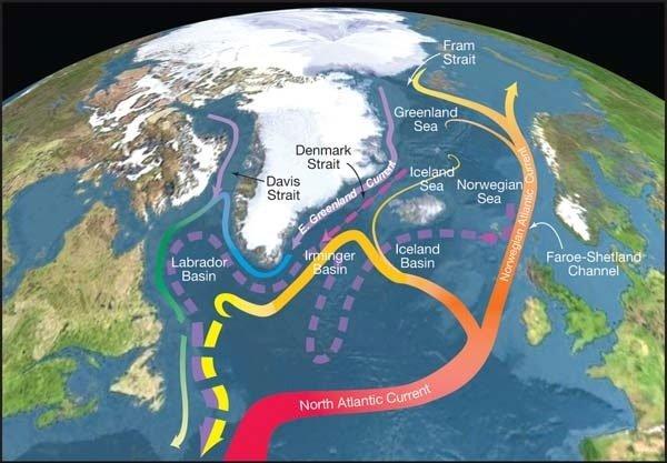Lo ngại nguy cơ một hệ thống Đại Tây Dương quan trọng có thể sụp đổ