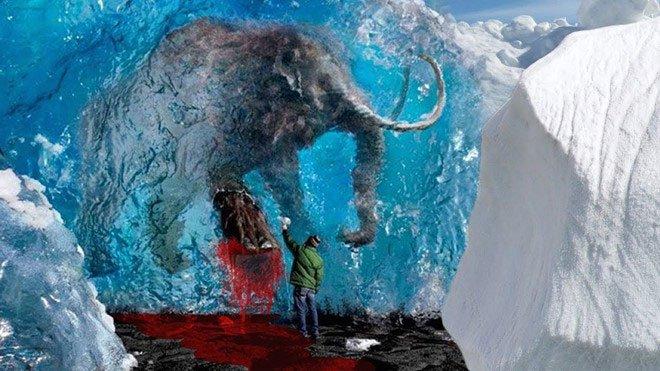 Loài giun 41.000 năm tuổi đang sống lại từ băng giá