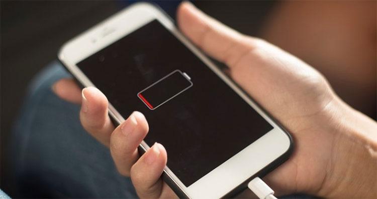 Loại pin mới giúp điện thoại thông minh sạc 1 lần dùng cả tuần