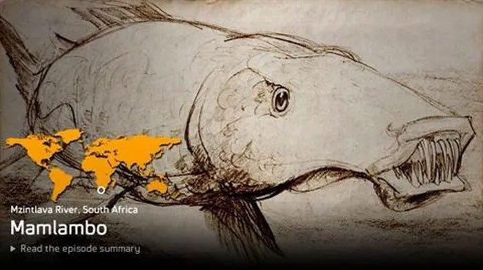 Loài quái vật gieo rắc nỗi kinh hoàng ở châu Phi