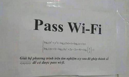 """Loạt mật khẩu """"xoắn não"""" khiến ai không giỏi phải chấp nhận dùng 4G"""