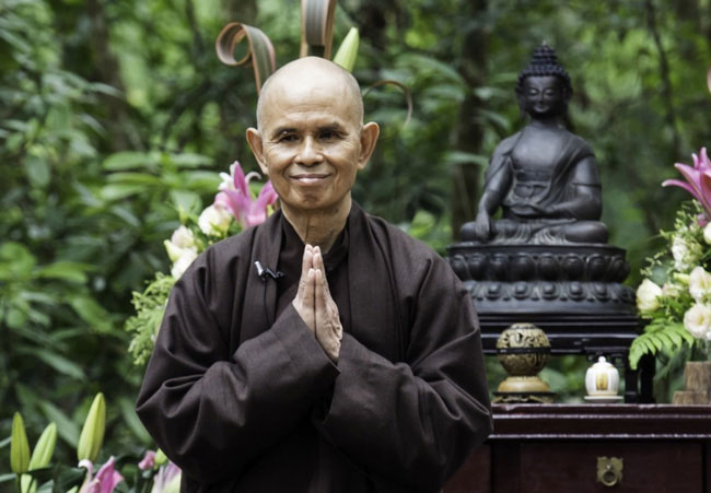 Lời khuyên ăn uống tránh bệnh tật của thiền sư Thích Nhất Hạnh