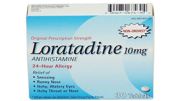 Loratadine là thuốc gì?