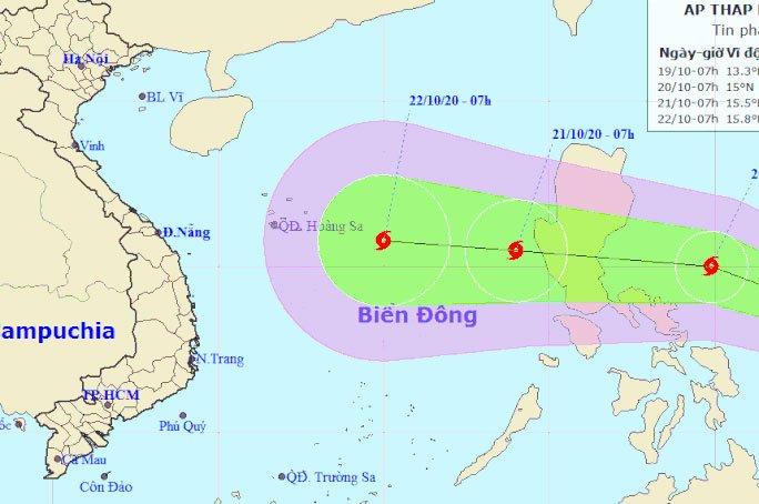 Lũ vượt đại hồng thuỷ năm 1979, miền Trung lại tiếp tục đối diện bão ập vào