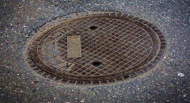 Lý do nắp hố ga thường có hình tròn