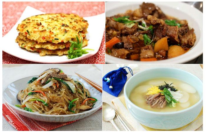 Mâm cơm ngày Tết Âm lịch của các nước có gì khác biệt?