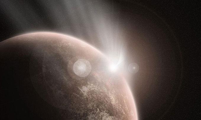 Mảnh vụn sao Kim có thể ẩn mình trên Mặt trăng