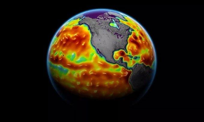 Mặt Trăng có thể gây ngập lụt kỷ lục ở Mỹ năm 2030