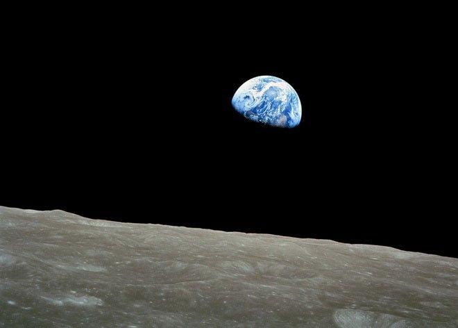 Mặt trăng đến từ đâu?