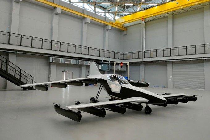 Máy bay cá nhân 33 cánh quạt tốc độ160km/h
