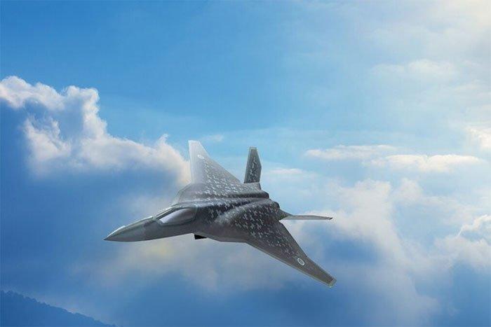 Máy bay chiến đấu mới của Nhật sẽ được trang bị công nghệ siêu tiên tiến như vũ khí vi sóng