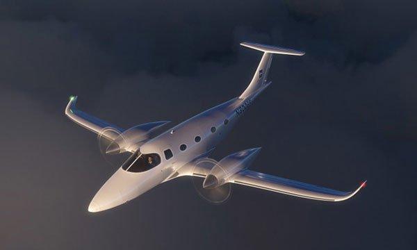 Máy bay điện có thể bay liên tục hơn 900 km