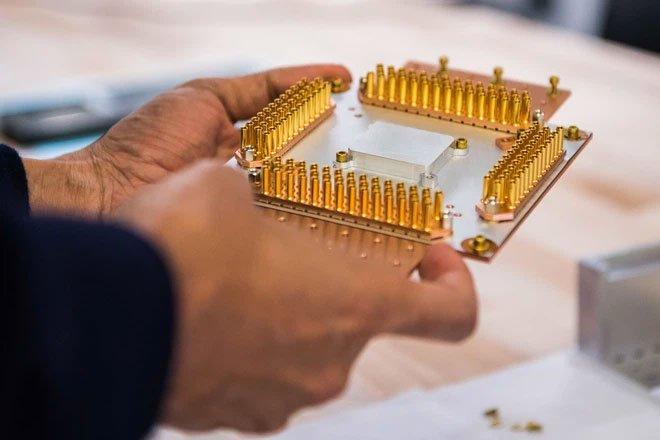 Máy tính lượng tử Google đạt được bước đột phá mới: Tạo ra một tinh thể thời gian