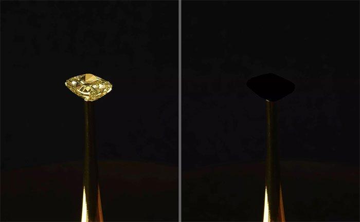 MIT vô tình phát minh ra vật liệu siêu đen mới, đen hơn cả Vantablack trên BMW X6