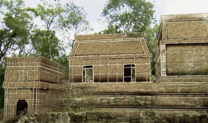 Mở kim tự tháp Maya, phát hiện đường vào một thế giới khác chưa từng biết đến