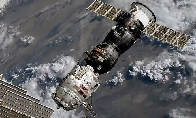 Module Nga cháy rụi trong khí quyển sau 20 năm hoạt động