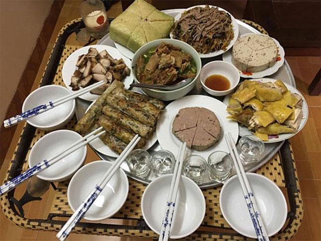 Món ăn ngày Tết ba miền khác nhau như thế nào?