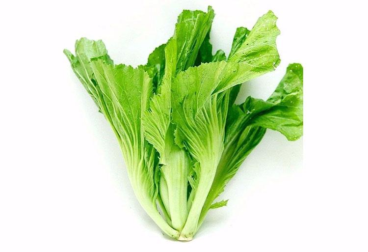 Món ăn vị thuốc từ cải bẹ xanh