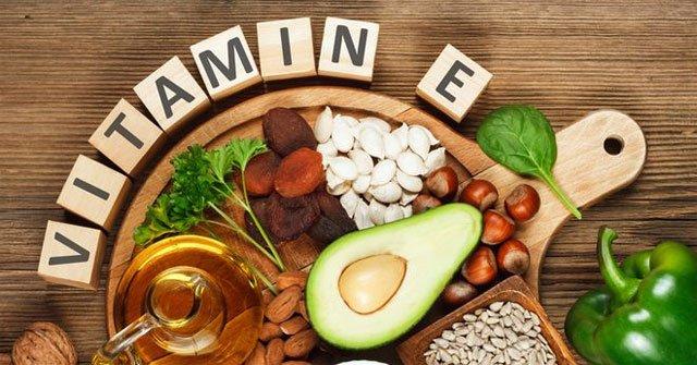 Một người cần bao nhiêu vitamin E mỗi ngày?