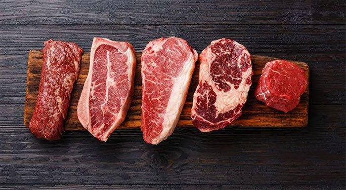 Một người có thể sống sót nếu chỉ ăn thịt bò?
