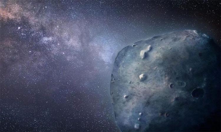 Một thiên thạch cỡ lớn chuẩn bị tiến sát Trái đất