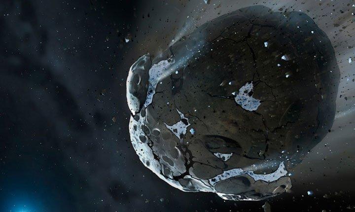 Một thiên thạch từ bên ngoài hệ Mặt trời đã tấn công Trái đất vào năm 2014?