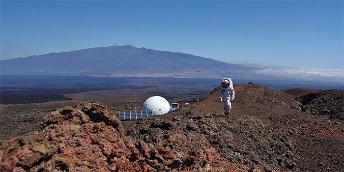 Một trăm năm nữa bay lên sao Hỏa là chuyện bình thường