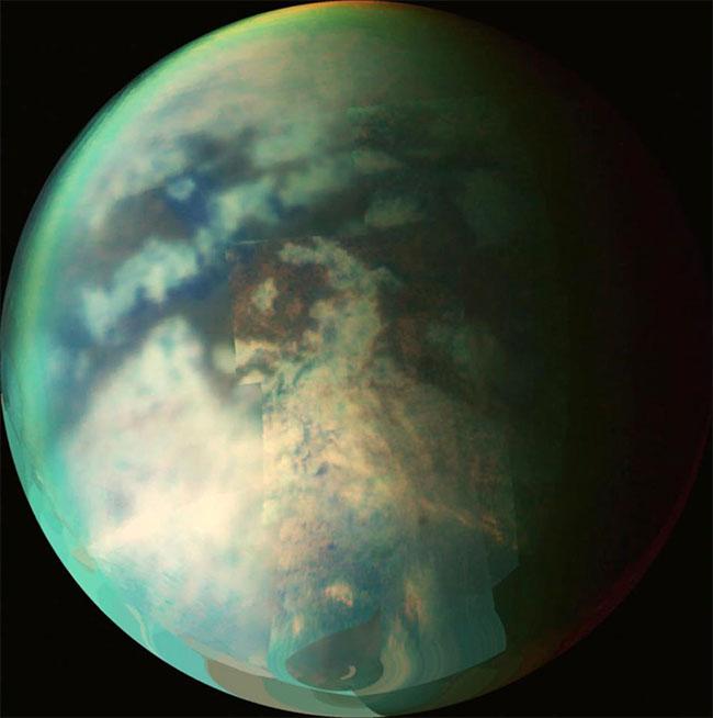 Mưa dài 7 năm trên Trái đất ngoài hành tinh